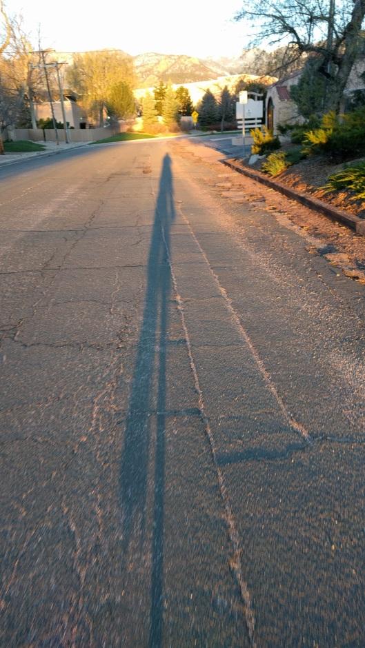 Broadmoor Sunrise Shadow